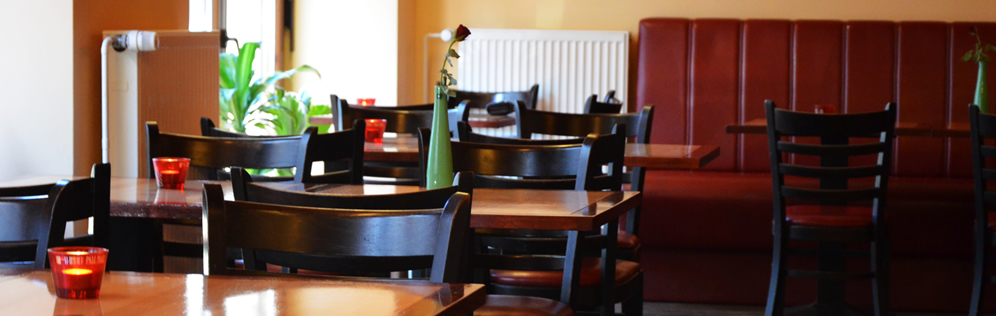 China Restaurant Mayflower - Innenansicht, Interieur